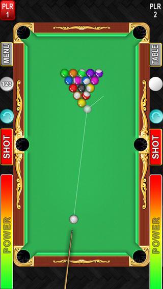 Pool en iPhone