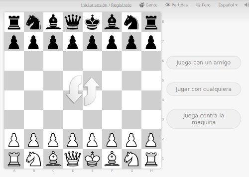 juego de ajedrez en linea