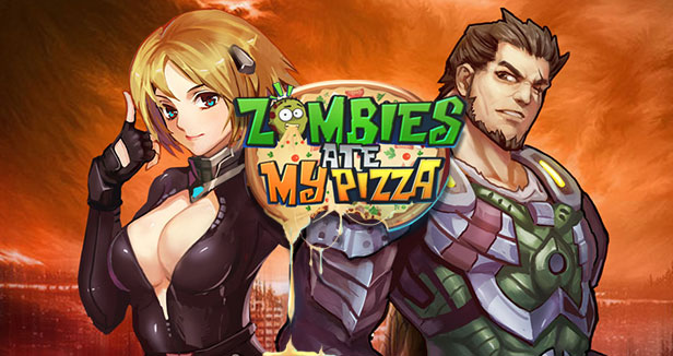 Actualización Zombies Ate My Pizza