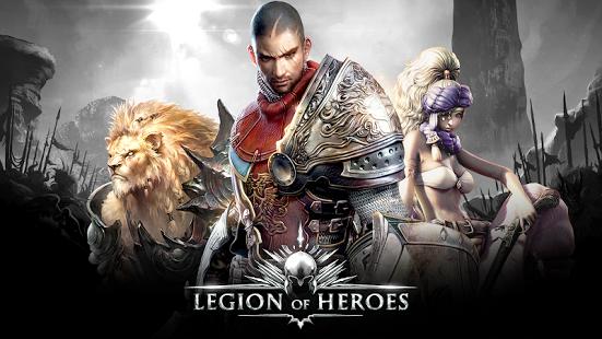 juego Legion of Héroes