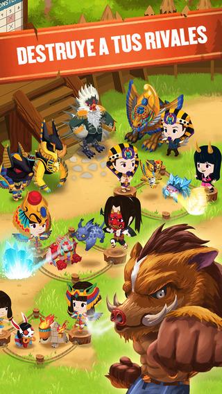 Battle Camp para iOS