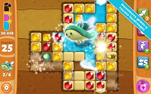Diamond Digger Saga para Android