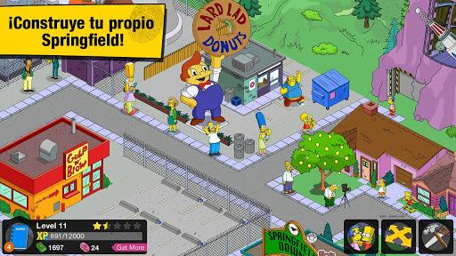 juego Los Simpsons Springfield
