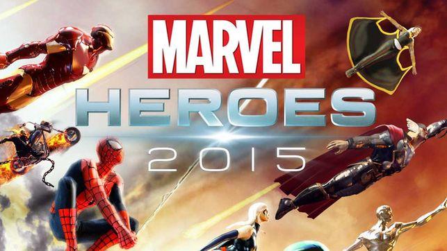 juego Marvel Heroes 2015