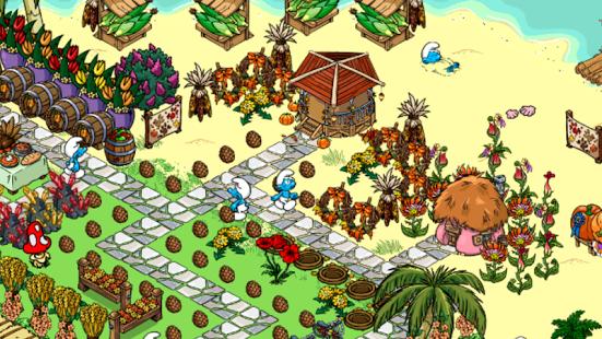 my smurfs villaje para Android