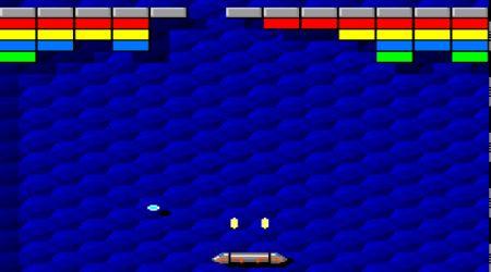 Juego de arcade clásico