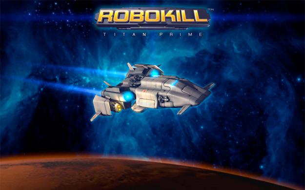 juego Robokill