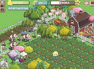 juego granja