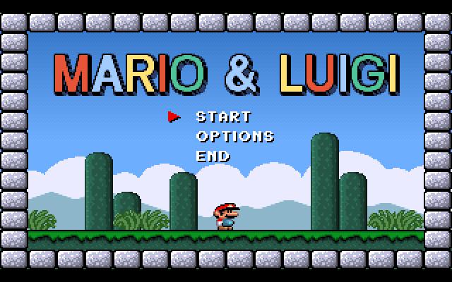 Luigi y Mario Bros para PC