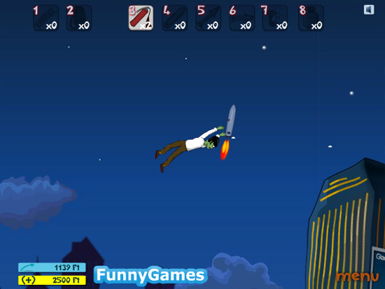 Fly Zombie Fly