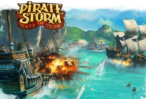 juego Pirate Storm