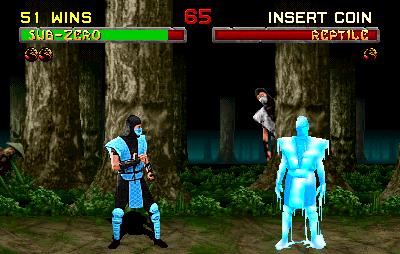 primer juego Mortal Kombat