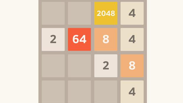 juego 2048