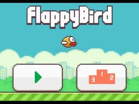 Flappy Bird en 3D para Android