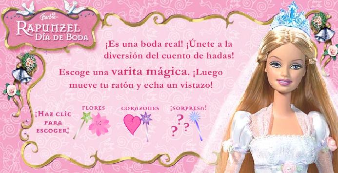 Juega con Barbie