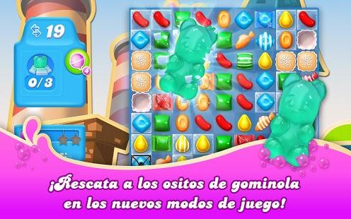 Candy Crush Soda Saga para Android