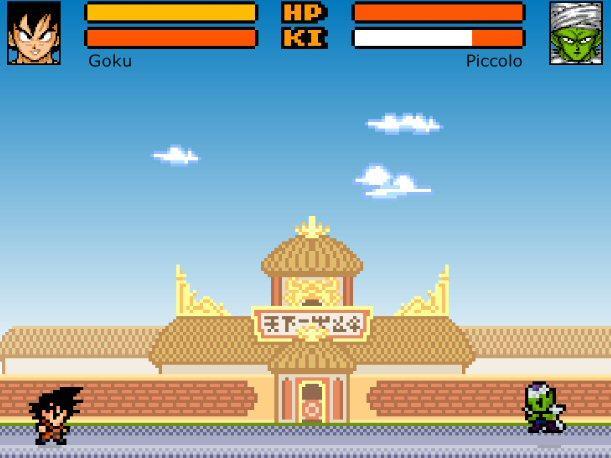 Dragon Ball Z Devolution