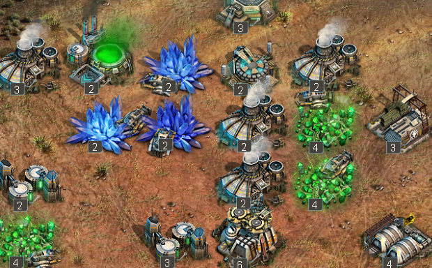 Command & Conquer Tiberium Alliances pc