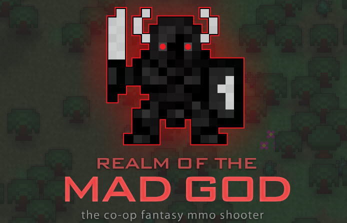 Real Of the Mad God navegador