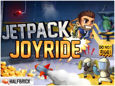 Juego Jetpack Joyride