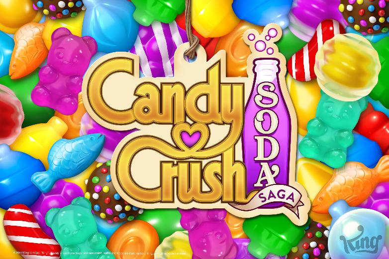 juego Candy Crush Soda Saga