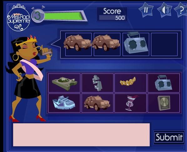 juego para cantar flash online