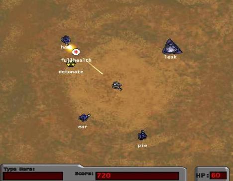jugar y descargar qwerty warriors