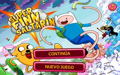 Descargar Juego De Hora De Aventura Para Android Juegos Gratis