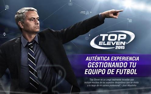 Descargar Top Eleven para ser manager de un equipo de fútbol
