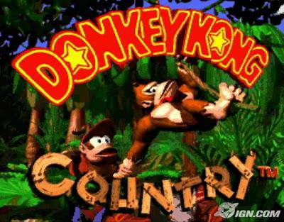 Donkey Kong Country para navegador