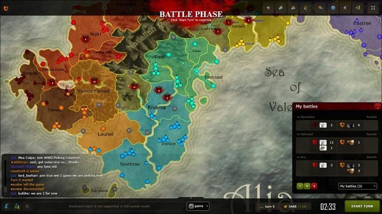 juego de guerra gratis: