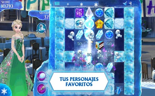 Bajar Frozen Free Fall en Android
