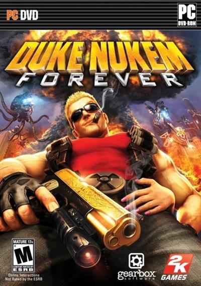 Duke Nukem Forever para PC