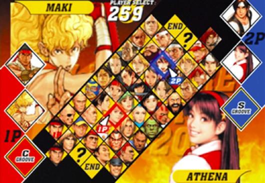 juego Capcom Vs. SNK 2