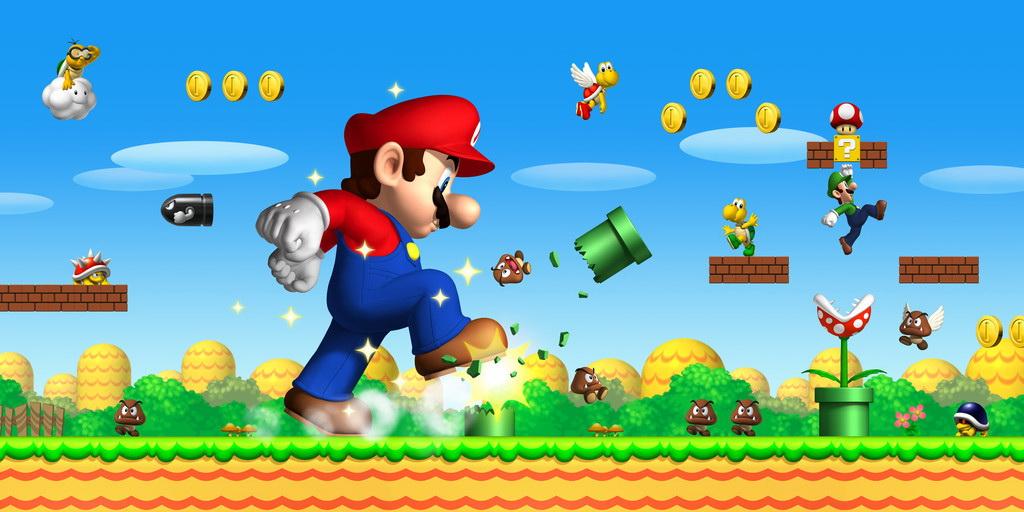 Super Mario estará en aplicaciones móviles