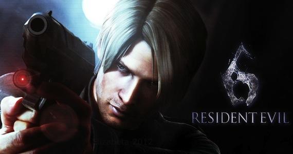 características del juego Resident Evil 6