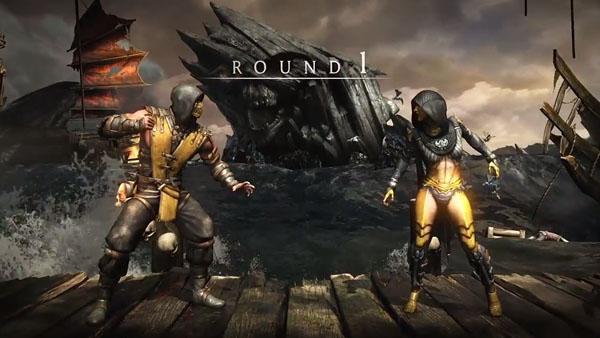Mortal Kombat X el nuevo juego de la saga