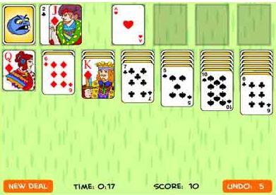 jugar casino solitario online