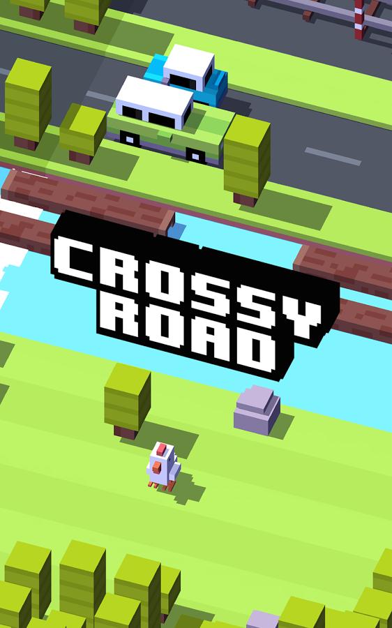 Bajar Crossy Road