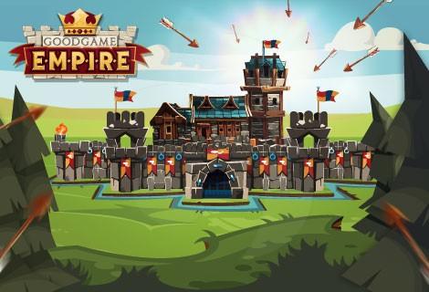 monedas gratis en Goodgame Empire