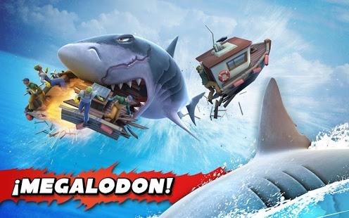 Descargar Hungry Shark para Android