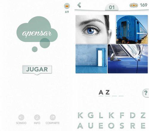 Descargar juego aPensar iOS iPhone y iPad