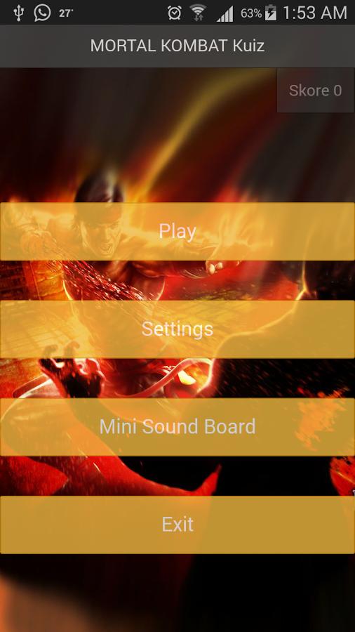 Mortal Kombat X para Android