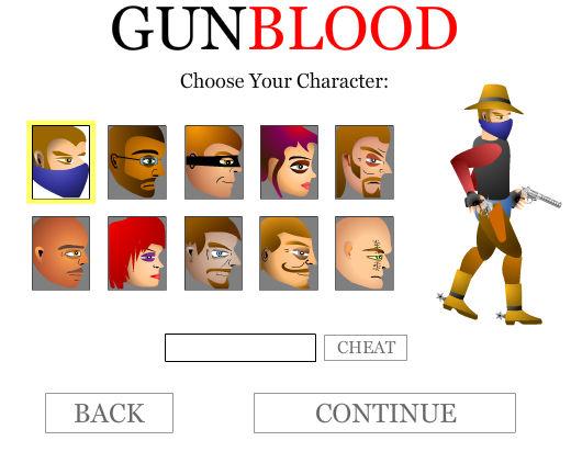 juego de disparos gunblood west