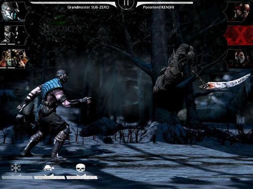 Descargar Mortal Kombat x