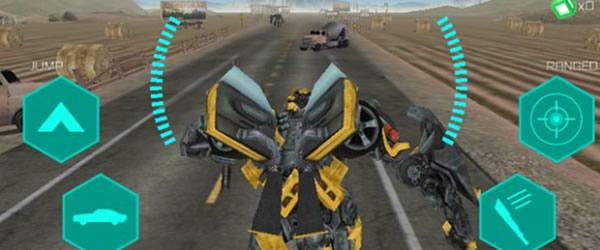 juego de Transformers gratis