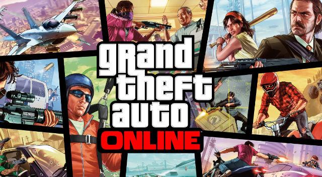 dinero en GTA V online