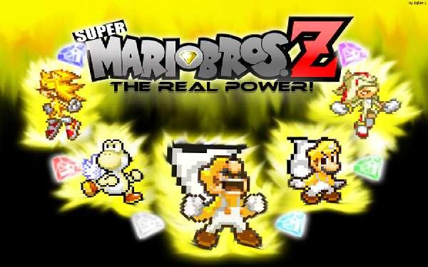 juegos de Marios Bros Z