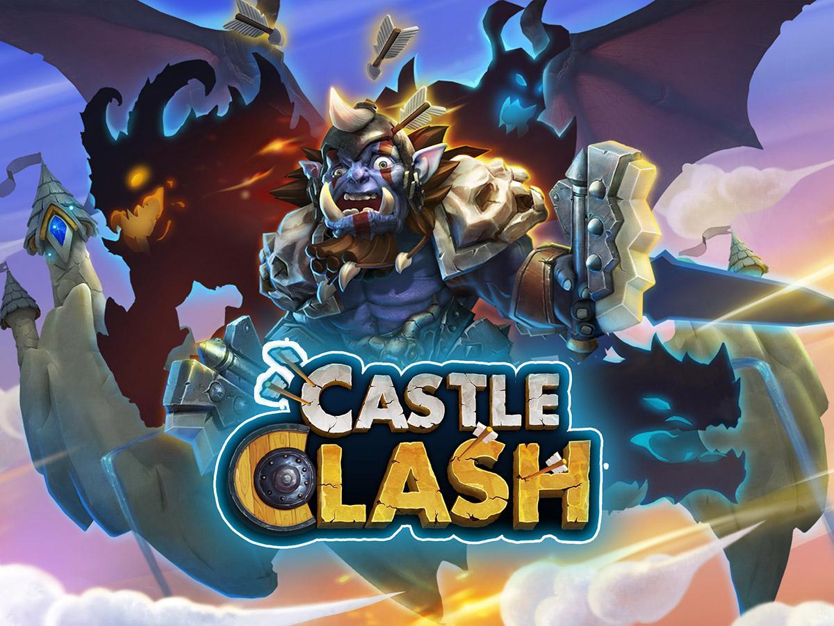 Castillo Furioso: Castle Clash desafíate a ti mismo