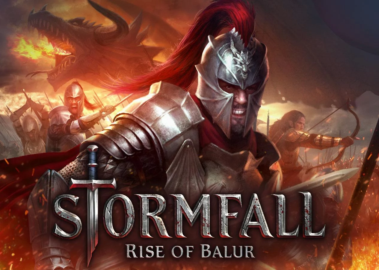 juego de android Stormfall Rise